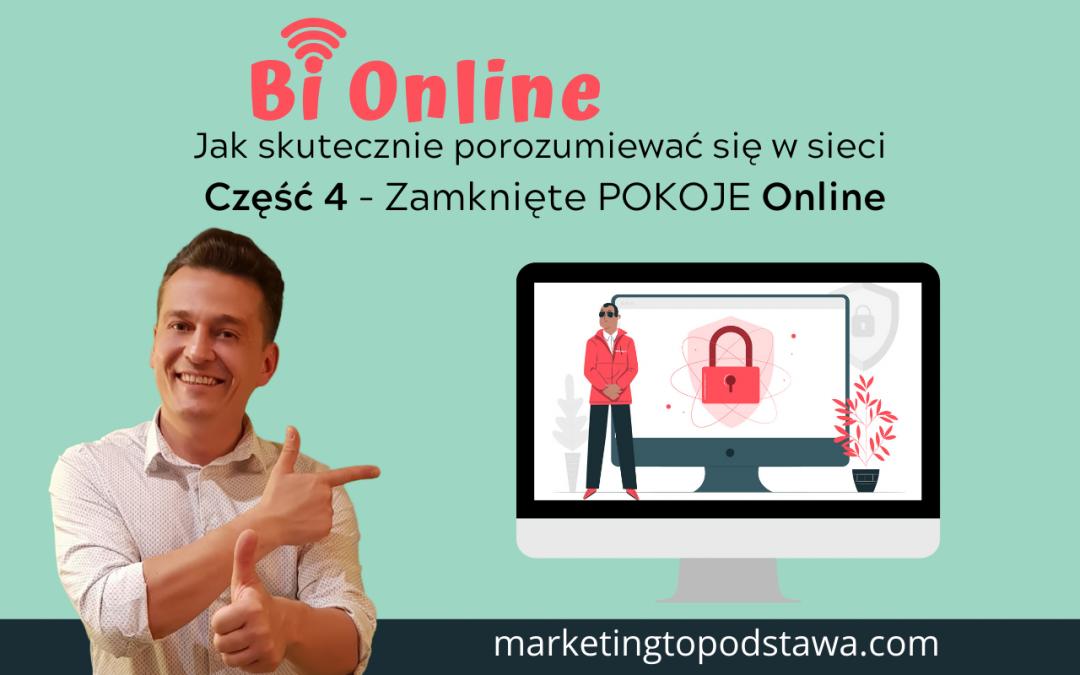 """""""Bi Online""""- czyli jak bezpiecznie komunikować się w internecie? – Cz. 4"""