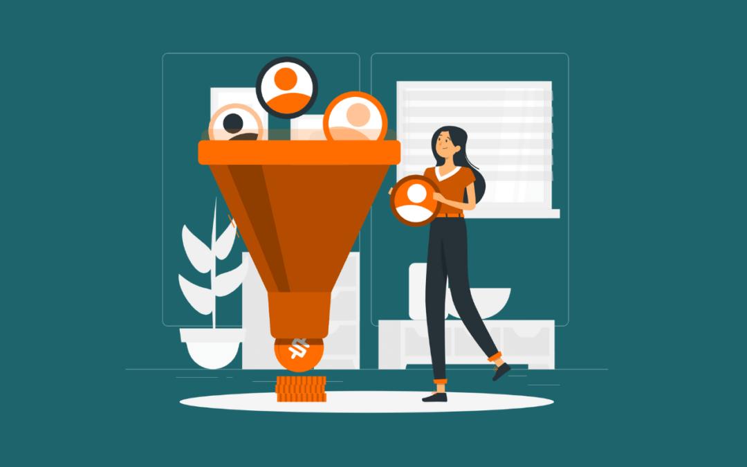 Jak zaprojektować lejek marketingowo-sprzedażowy?